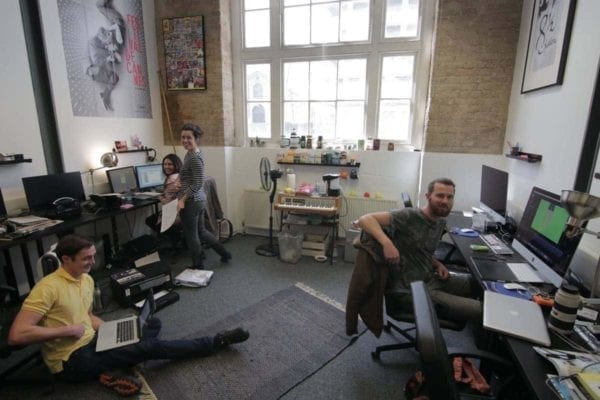 freelance filming and editing london