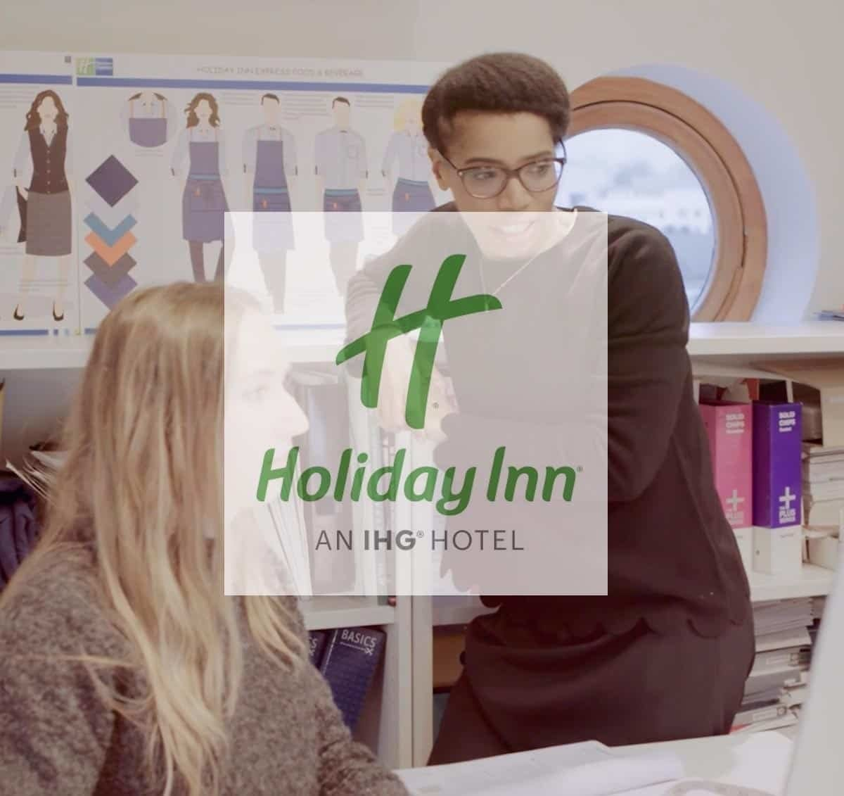 holiday inn video production