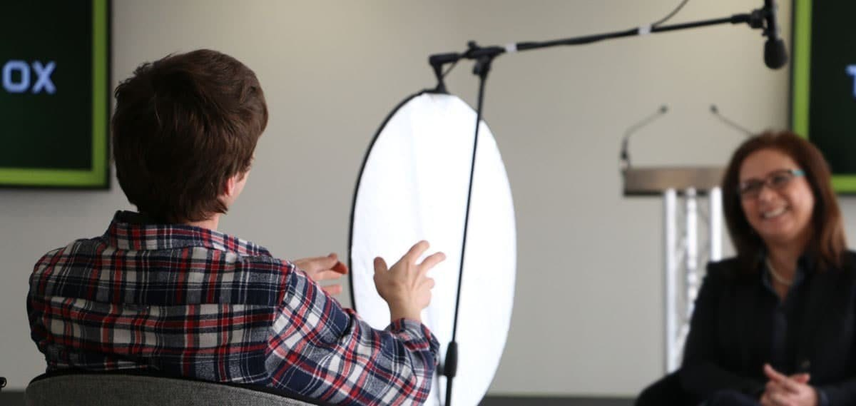 experienced filmmakers videographers