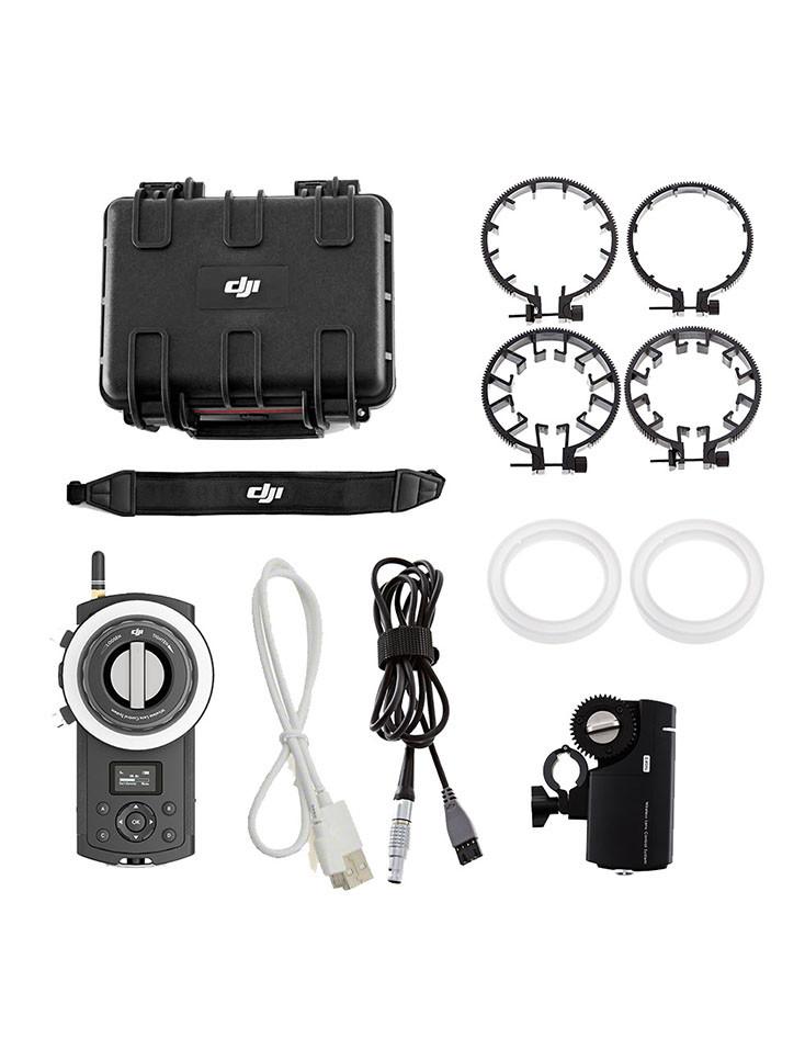 DJI follow focus system kit hire