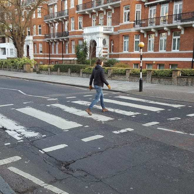 video production company London - abbey road studios 6