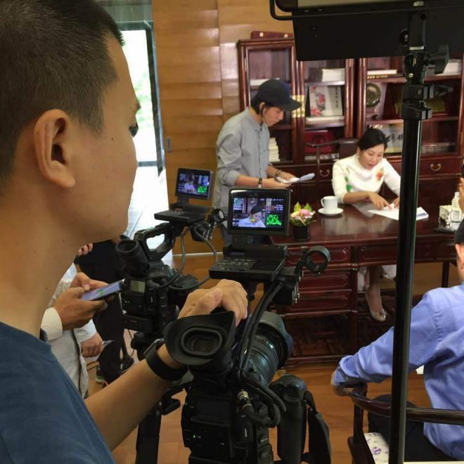 chinese video production in london
